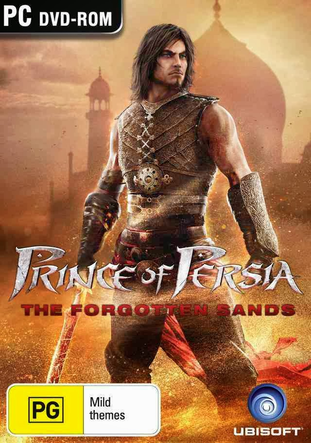 how to play prince of persia the forgotten sands