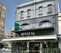 Sydney Art Deco Heritage Kinselas Hotel