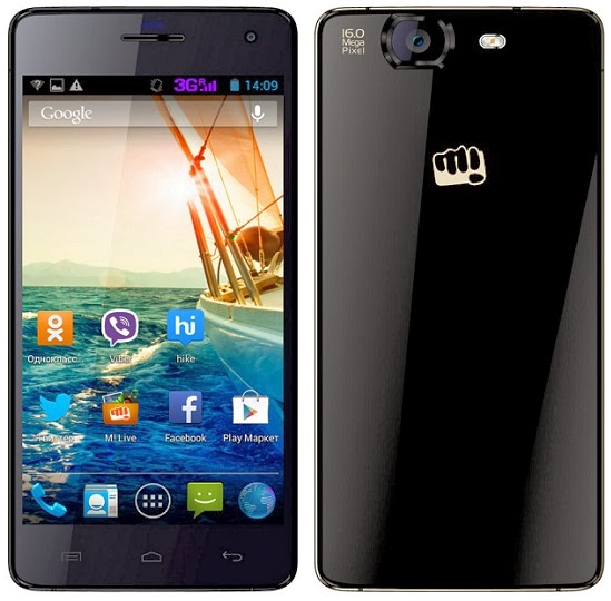 Micromax Canvas Knight A350 - Price, Features and Specifications