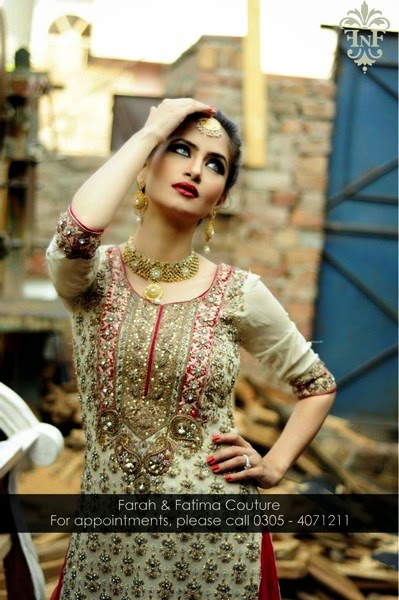 Farah-Fatima Couture for Bridal Wear