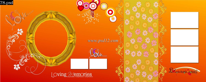 12x30 Karizma Album Design Psd 18 12 Psd File 650mb 4500x1800x24