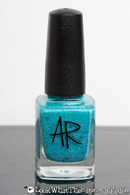 Alanna Renee Tranquil nail polish swatch