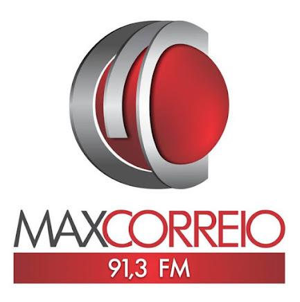 Click Na Imagem Pra Ouvir! - RÁDIO MAX CORREIO FM