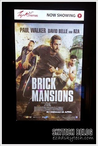 Film Review - Brick Mansions