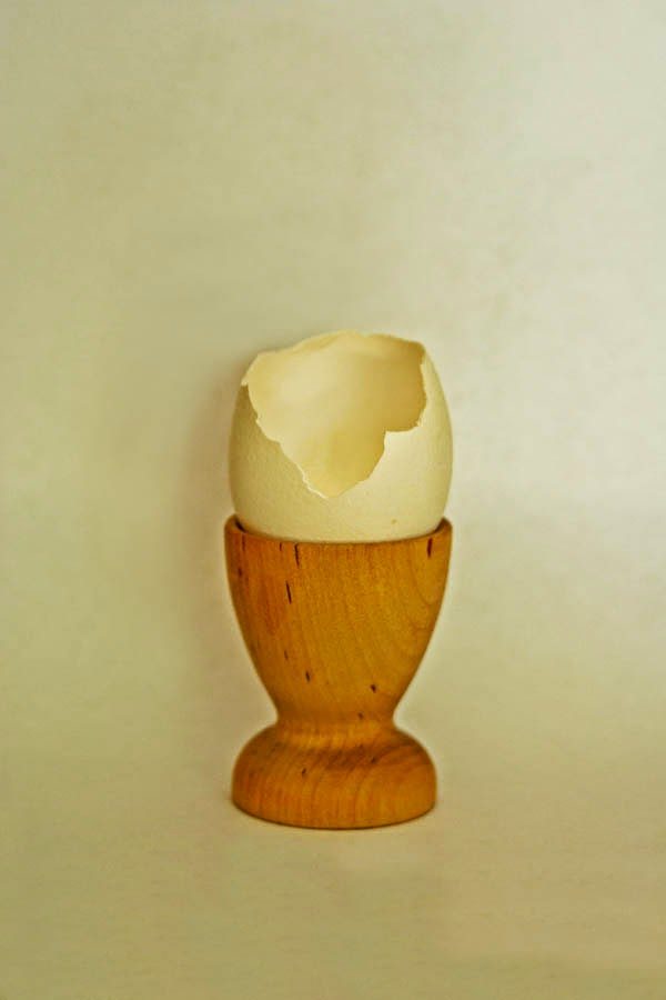 Cracked Egg, Things That Go Bump In The Day