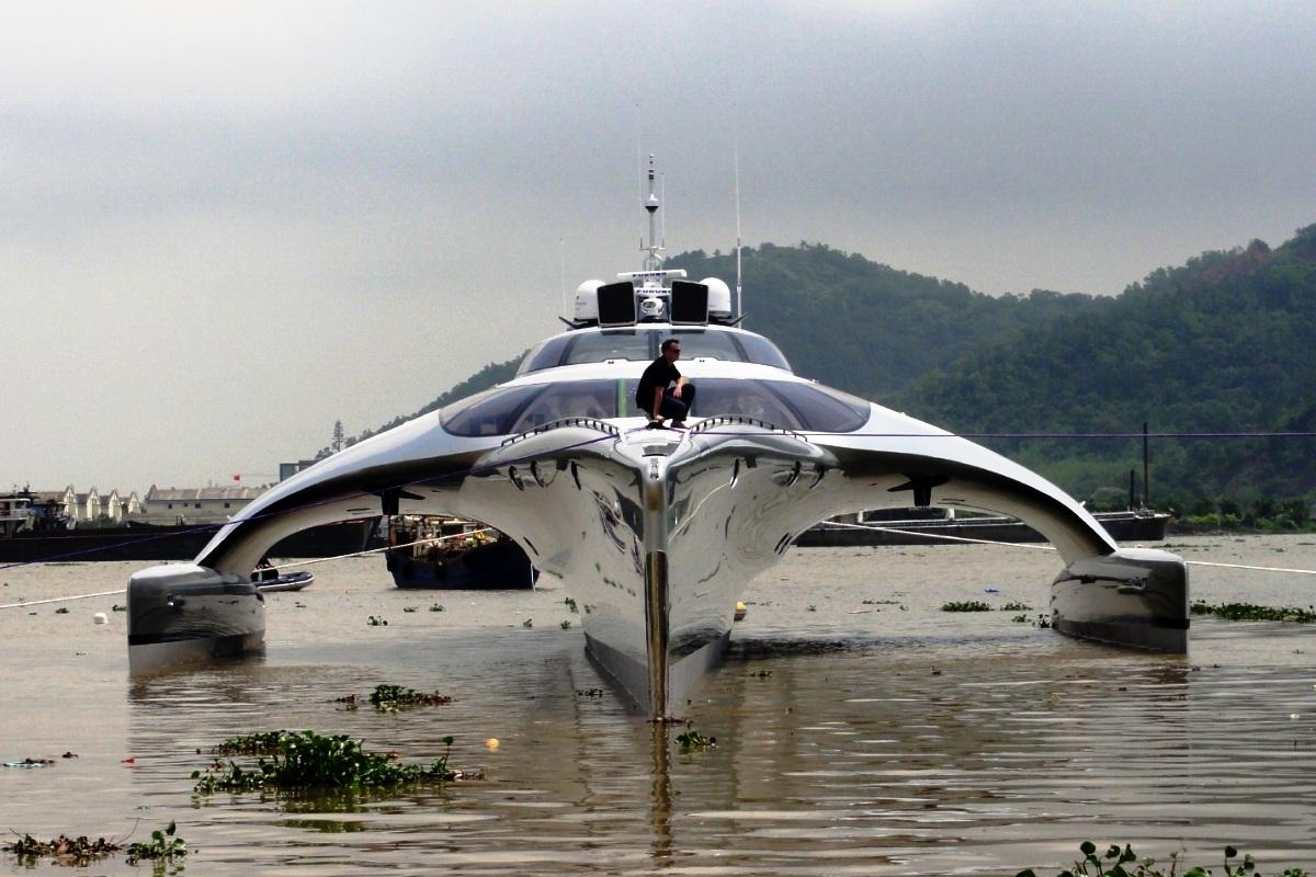 Adastra Yacht Trimaran 3