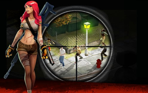 Z Hunter – War of The Dead Hile Apk