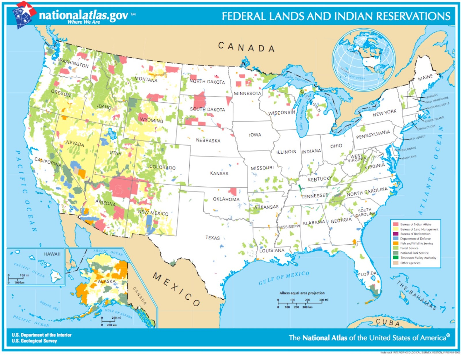 Have You Hugged A Wildlife Refuge Lately - Map of us and wildlife preserves