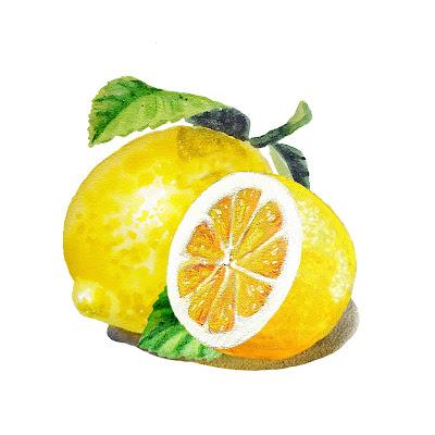 Lemons Jam label