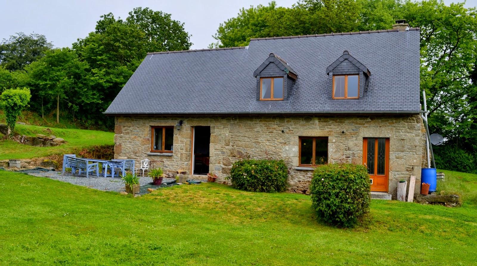 Scraps of life 53 avanc e de la maison la terrasse for La maison de la fenetre