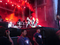 Manowar, OST Fest, Bucuresti, Romexpo, 16 iunie 2012