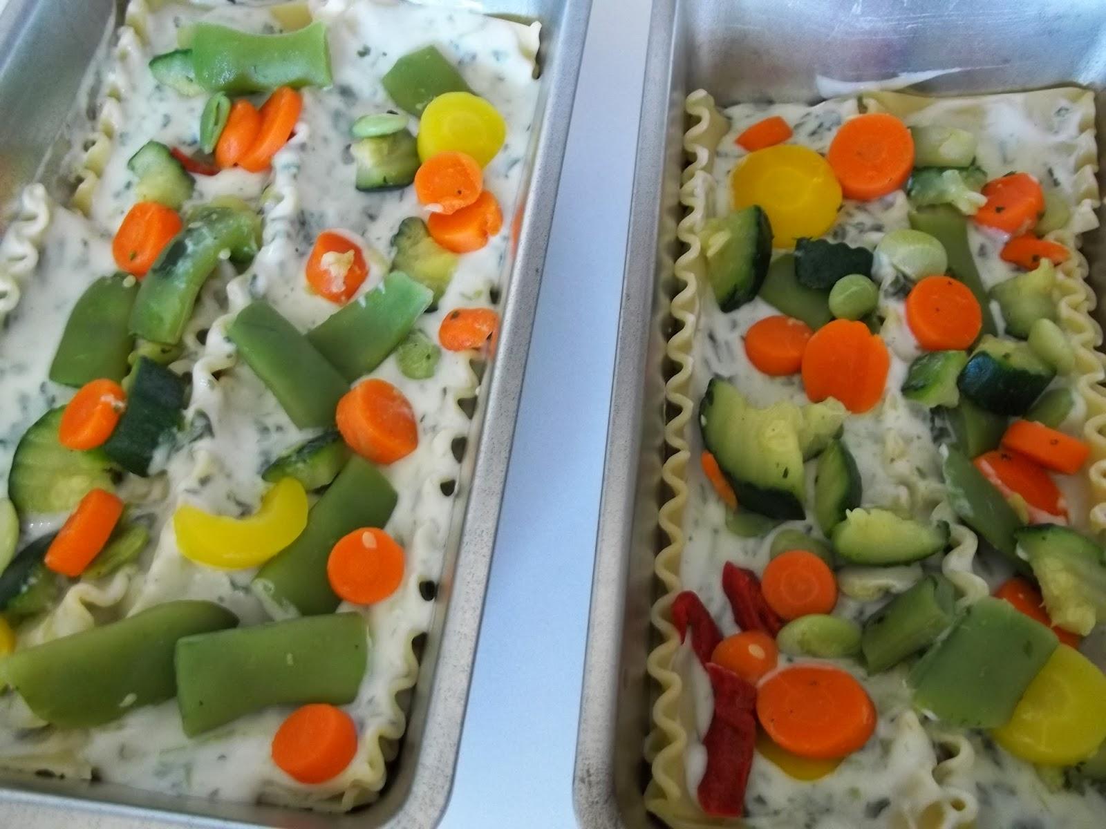 Dans mon frigo lasagne jardini re l 39 italienne for 750g dans mon frigo