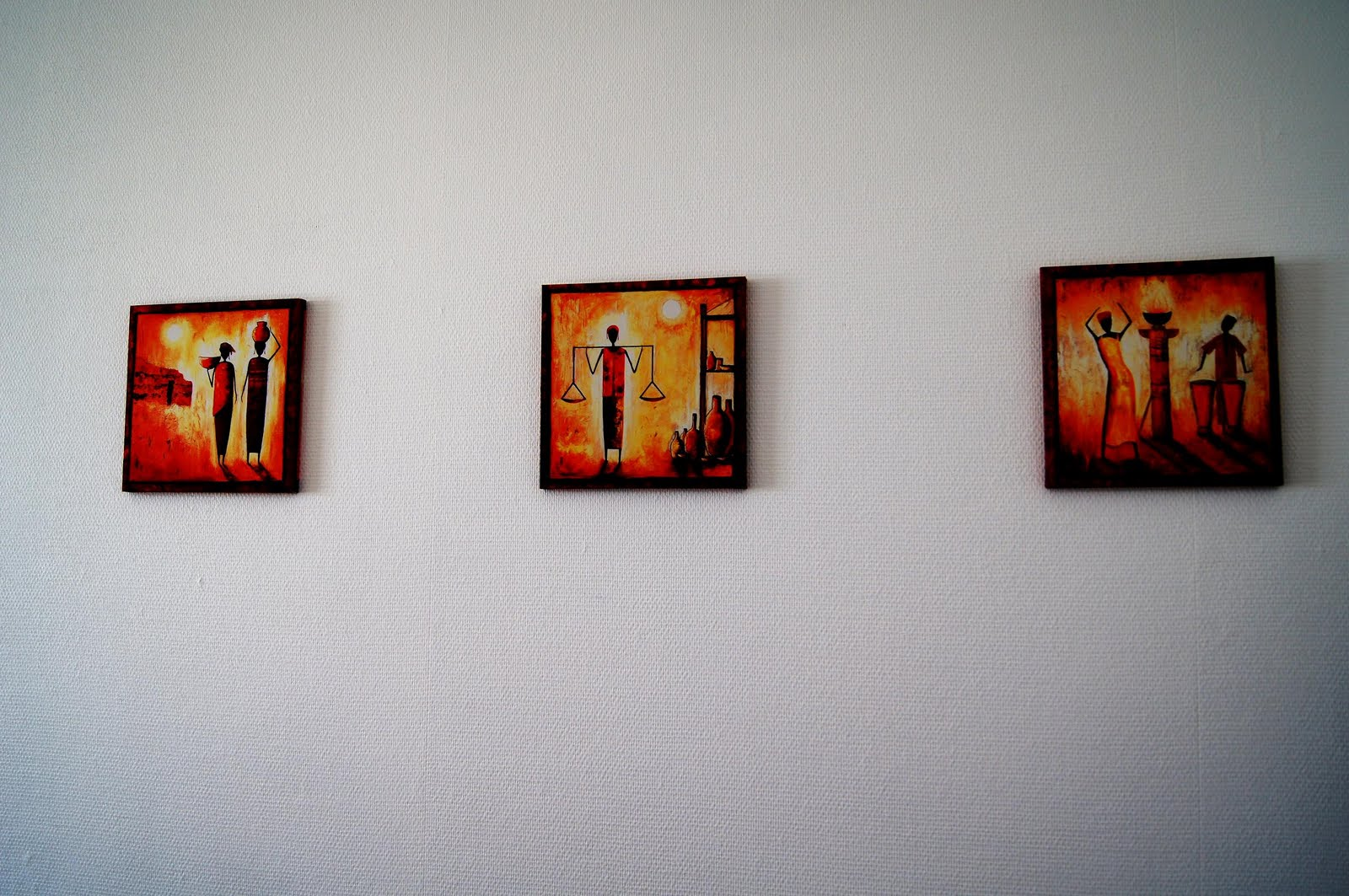 tableau africain conforama