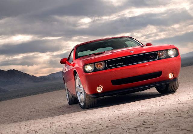 ダッジ・チャレンジャー 3代目(2008- 現行)   Dodge Challenger