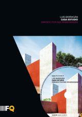 """Carátula del DVD: """"Luis Barragán: casa estudio"""""""