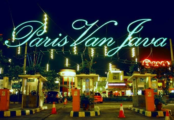 Bandung, Paris Van Java