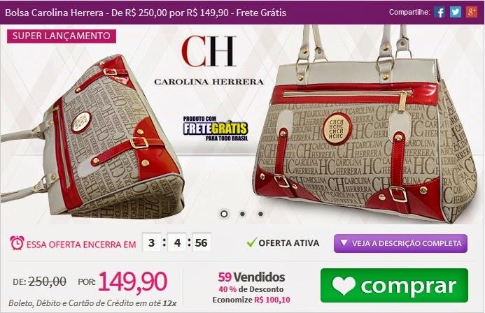 http://tpmdeofertas.com.br/Oferta-Bolsa-Carolina-Herrera---De-R-25000-por-R-14990---Frete-Gratis-813.aspx