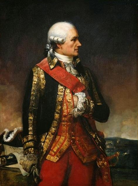 French commander in American Revolution