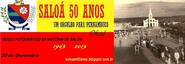 Saloá 50 Anos