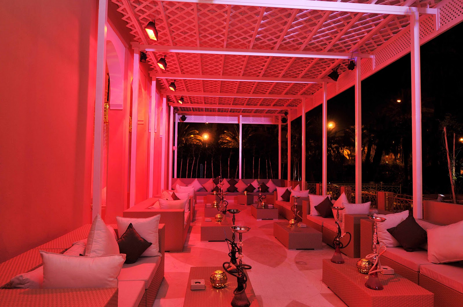 Elite model management morocco finale elite model look - Piscine sofitel marrakech ...