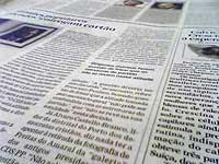 Texto Comercial para jornal