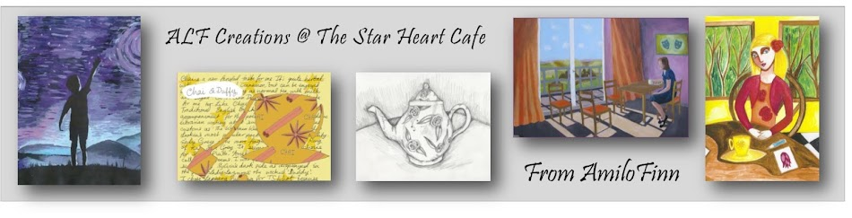 ALF Creations @ The Star Heart Cafe