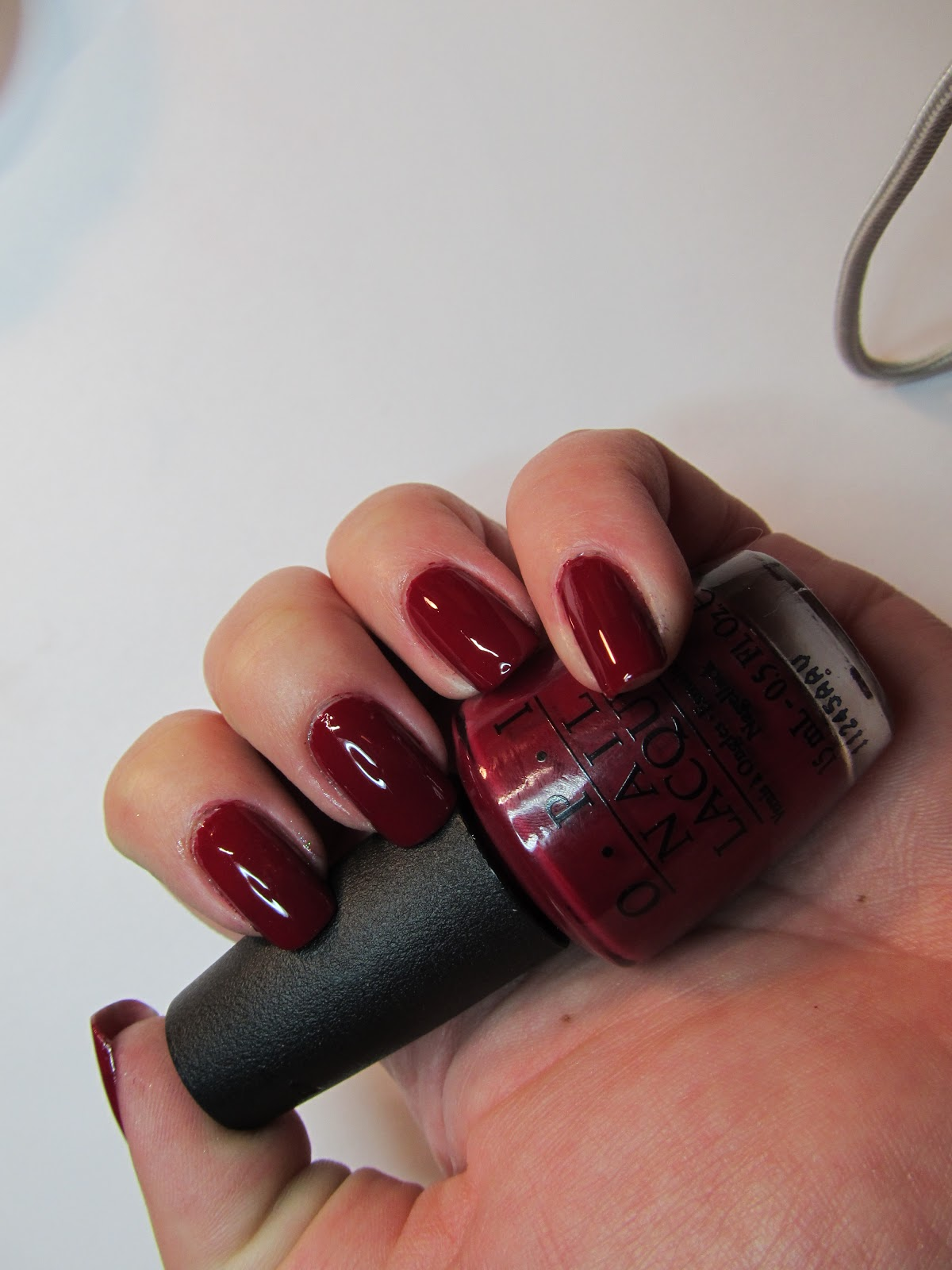 Set in Lacquer: Sinful Colors