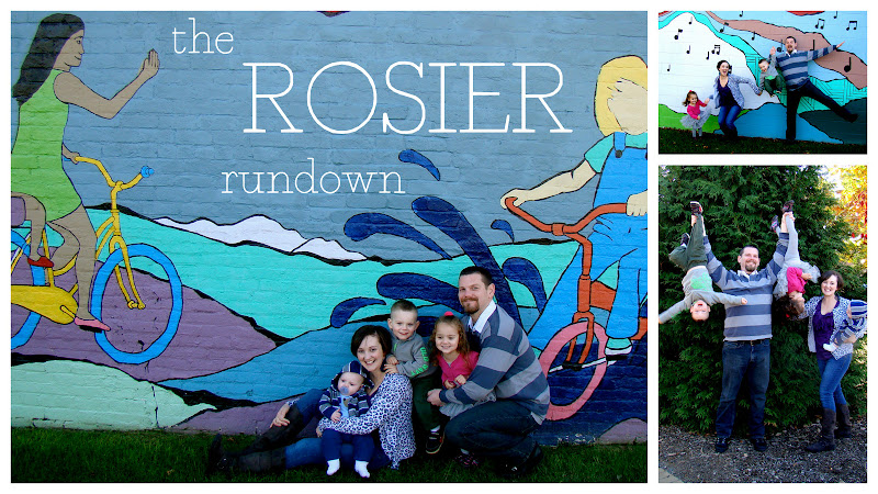 the rosier rundown