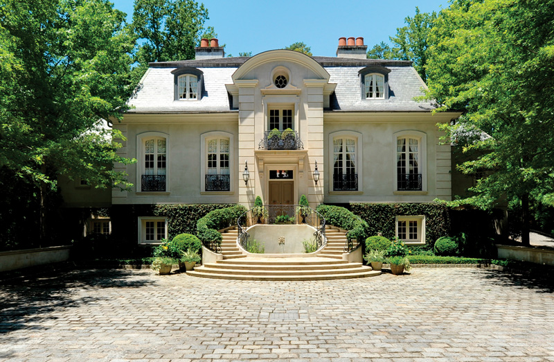 Smittenesque house love curb appeal for French inspired homes