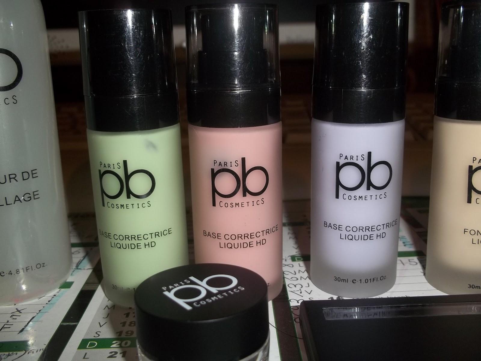 pb cosmetics mjabeauty974. Black Bedroom Furniture Sets. Home Design Ideas