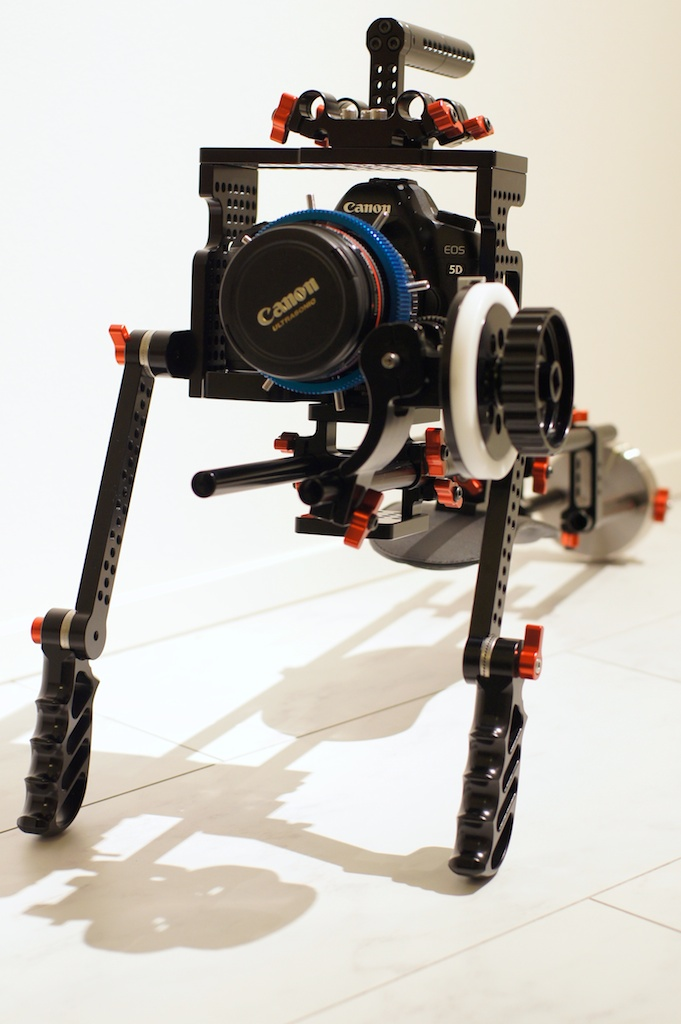 GINI RIGS  Monster Pro
