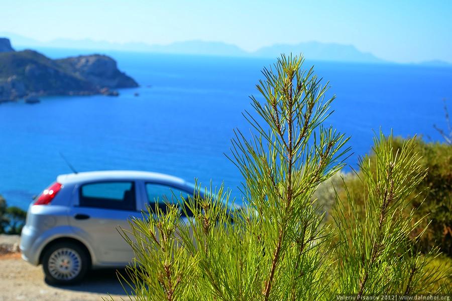 Машина в Турции напрокат