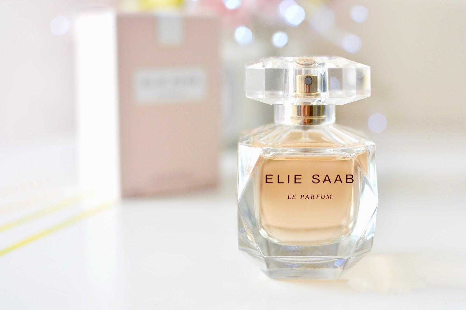 elie saab le parfum, elie saab le parfum review