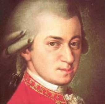 Mozart's Picture