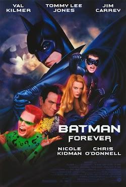 Người Dơi Bất Tử - Batman Forever (1995) Poster