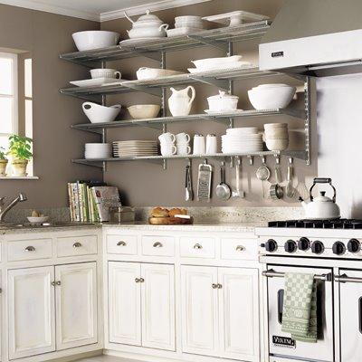 Houten keuken: november 2011