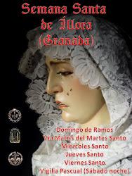 III CARTEL DE LA SEMANA SANTA DE ÍLLORA 2012