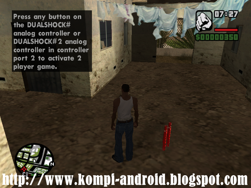 2 Player Mod Gta San Andreas