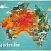澳大利亞在全世界的各種排名