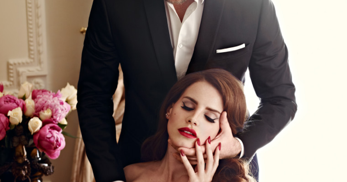 Lana Del Rey by Mariano Vivanco for GQ - Woman Of The Year