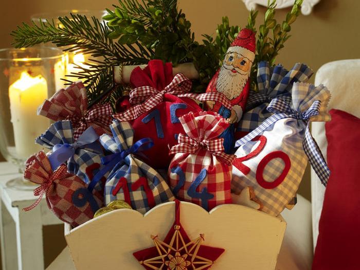 Новогодние сувениры для дома