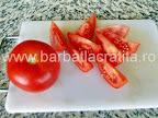 Salata cu avocado si rosii feliate preparare reteta