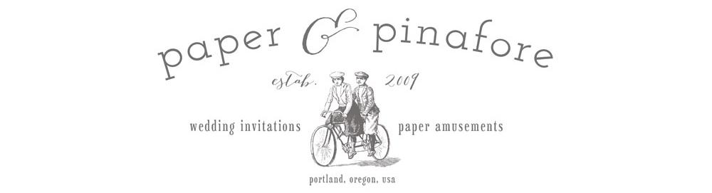Paper & Pinafore