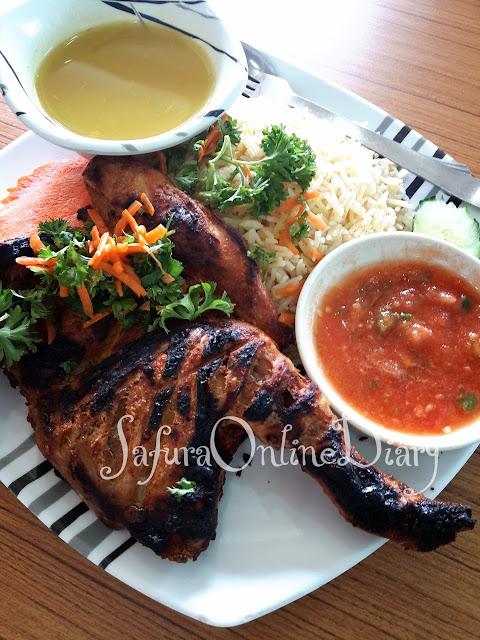 Sanaa Nasi Arab chicken grill