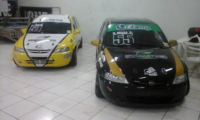 Equipe Pimba Competições/Cifarma Racing