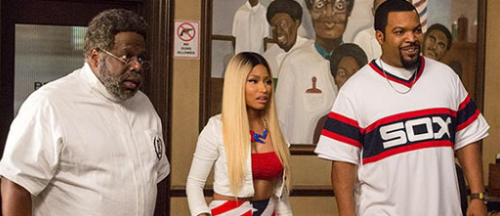 Barbershop 3 The Next Cut Trailer and Poster
