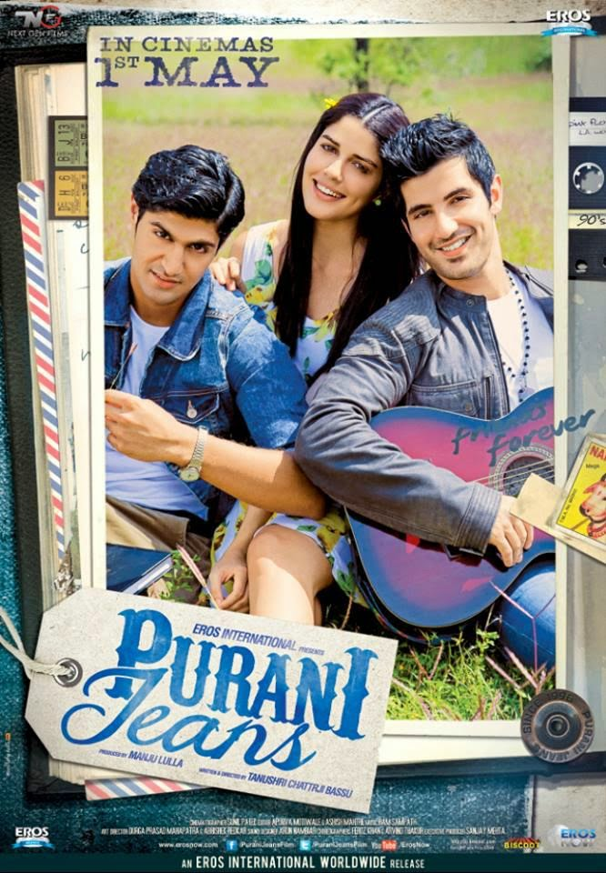 Watch Purani Jeans (2014) Non Retail DVDRip Hindi Movie Watch Online Free Download