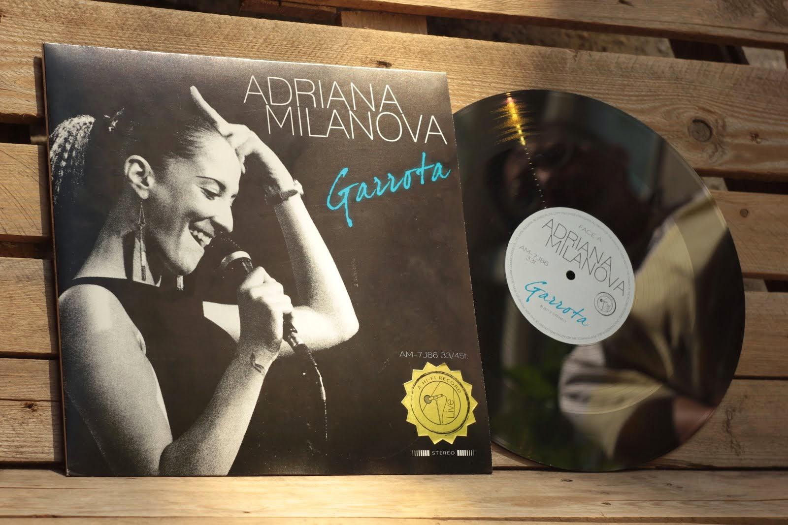 Jazz Vinyl Design (Front)