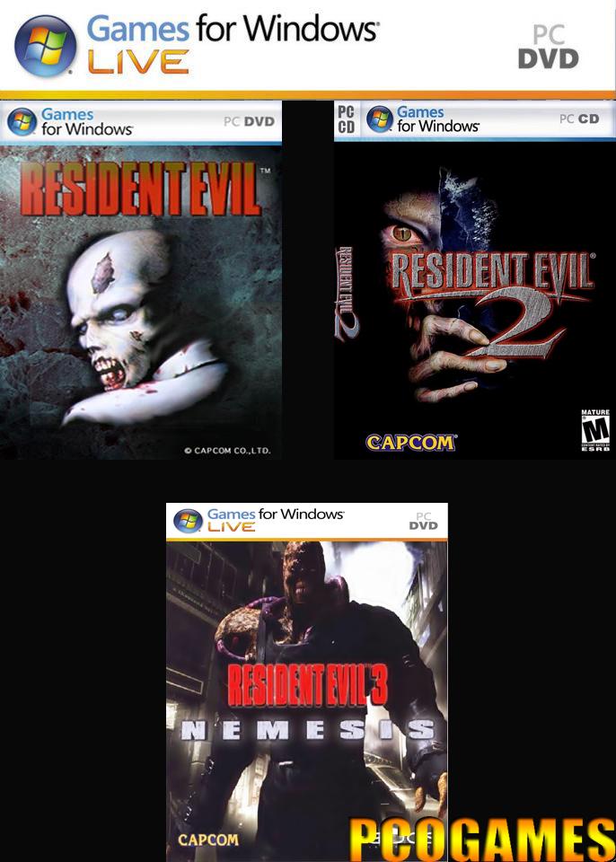 download resident evil 3 full pc