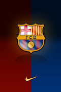 Los Blaugrana logo iphone,android wallpaper
